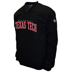 Men's Franchise Club Texas Tech Red Raiders Windshell Pullover