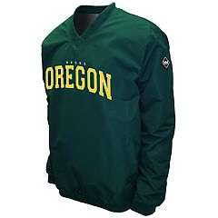 Men's Franchise Club Oregon Ducks Windshell Pullover