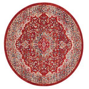 Safavieh Kingston Framed Traditional Rug