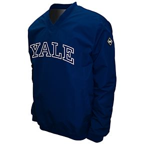 Men's Franchise Club Yale Bulldogs Windshell Pullover