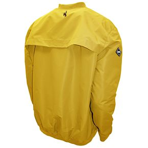 Men's Franchise Club Wyoming Cowboys Windshell Pullover