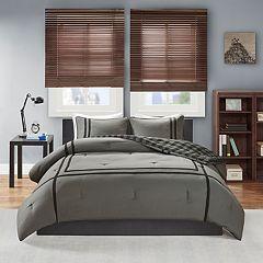 Intelligent Design Owen Reversible Comforter Set