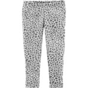 Baby Girl Carter's Lurex Pants