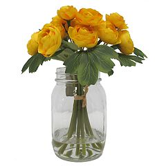 SONOMA Goods for Life™ Ranunculus Artificial Floral Arrangement