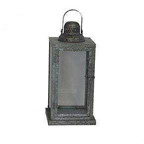 SONOMA Goods for Life? Galvanized Metal Lantern
