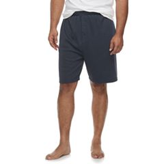 Big & Tall Hanes Ultimate Soft Waffle-Knit Sleep Sleep Shorts