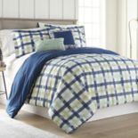 Hawthorne Park 5-piece Gingham Comforter Set