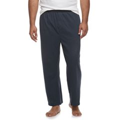 Big & Tall Hanes Ultimate Soft Waffle-Knit Sleep Pants