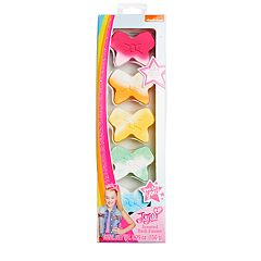 JoJo Siwa 5-pack Scented Bath Fizzies