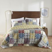 Bowery Bodega Andrea 3-piece Quilt Set