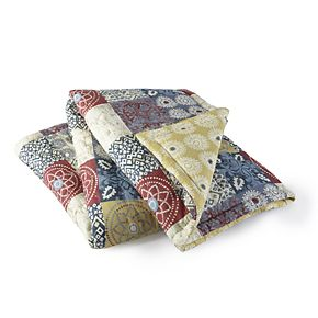 Bowery Bodega Andrea 3-piece Quilt Set