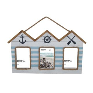 SONOMA Goods for Life? Nautical House 3-Opening Collage Frame