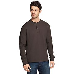 Men's G.H. Bass Classic-Fit Henley