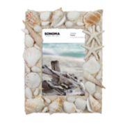 """SONOMA Goods for Life? Artificial Shells 4"""" x 6"""" Frame"""