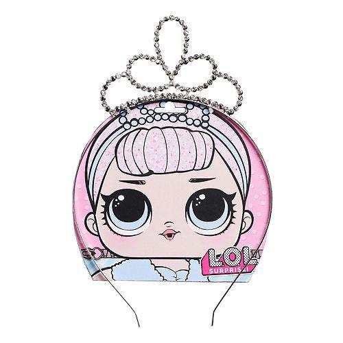Girl 4-16 L.O.L. Surprise! Tiara Headband