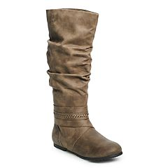 SO® Radicchio Women's Tall Boots