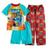 Boys 4-12 Lego Movie 2 3-Piece Pajama Set