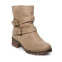 SONOMA Goods for Life™ Contrast Women's Boots