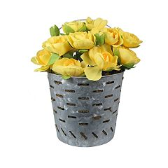 SONOMA Goods for Life™ Ranunculus Artificial Plant & Basket
