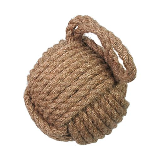 Sonoma Goods For Life™ Rope Ball Doorstop by Kohl's