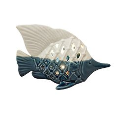 SONOMA Goods for Life™ Light-Up Fish Coastal Table Decor