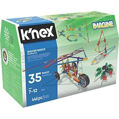 K'NEX Imagine Builder Basics Building Set
