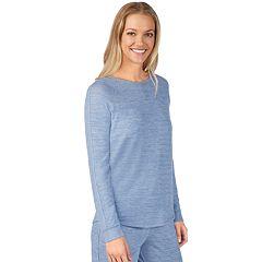 Women's Cuddl Duds Crewneck Pajama Tee