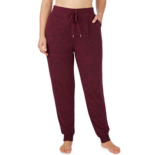 Plus Size Cuddl Duds Joggers