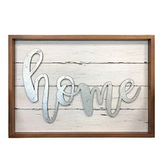 SONOMA Goods for Life™ 'Home' Wall Decor