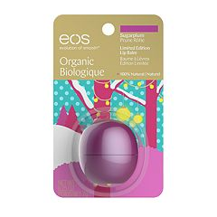 eos Organic Sugarplum Lip Balm Sphere