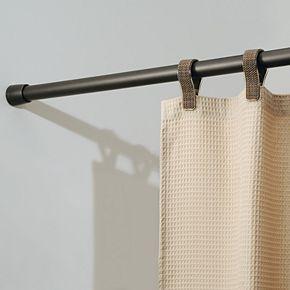 Interdesign Constant Tension Bathroom Shower Curtain Rod