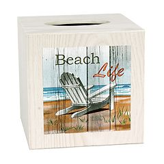 Saturday Knight, Ltd. Beach Time Tissue Dispenser