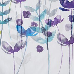 Saturday Knight, Ltd. Watercolor Meadows Shower Curtain