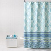 Saturday Knight, Ltd. Boho Paisley Shower Curtain