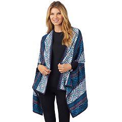 Women's Cuddl Duds Blanket Wrap