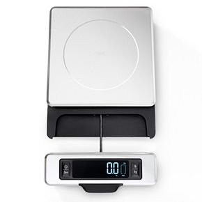 OXO Good Grips Stainless Steel Scale with Pull-Out Display