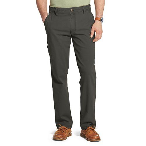 247083ae Men's G.H. Bass Classic-Fit Canvas Terrain Stretch Pants