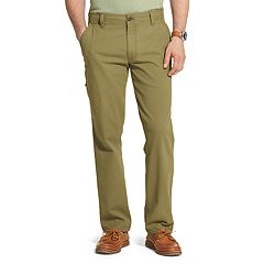 Men's G.H. Bass Classic-Fit Canvas Terrain Stretch Pants
