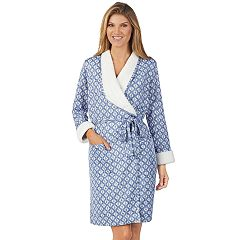 Women's Cuddl Duds Sherpa Lined Robe