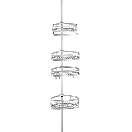 Interdesign York 4-tier Tension Caddy