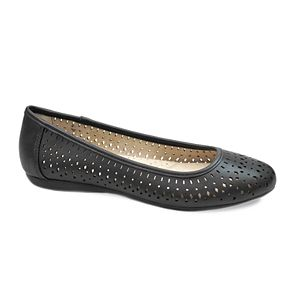 Croft & Barrow® Creativity Women's Ortholite Perforated Flats