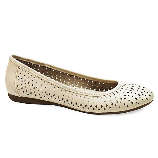 f01b31848c21 Croft   Barrow® Women s Perforated Flats