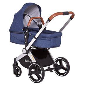 Dream On Me Evolur Nova Reversible Seat Stroller