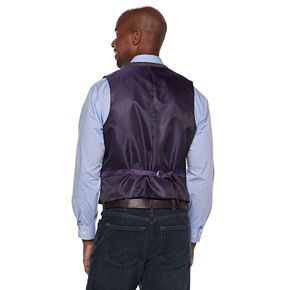 Men's Jean-Paul Germain Irish Tweed Vest