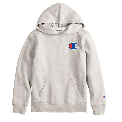 eff7139a Boys 8-20 Champion Heritage Pull-Over Hoodie
