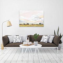 Artissimo Views I Canvas Wall Art
