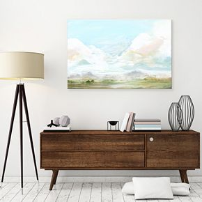 Artissimo Habit I Canvas Wall Art