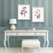 Artissimo Botanical Carnation Wall Decor 2-piece Set