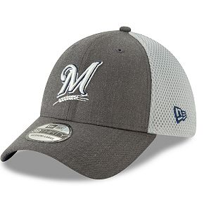 39Thirty Milwaukee Brewers Heather Front Neo Cap