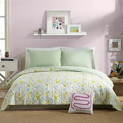 Hello! Lucky Cacti Quilt Set